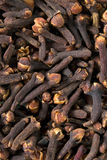 Clove. The clove as a background Royalty Free Stock Photography