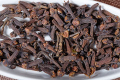 Clove closeup Stock Photo