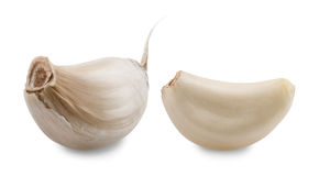 Clove  garlic Royalty Free Stock Photography
