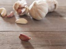 Clove garlic Royalty Free Stock Image