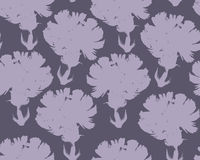 Clove graphic flower , pattern seamless Stock Photo