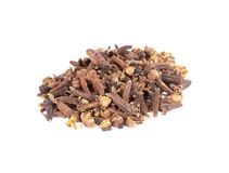 Clove isolated Royalty Free Stock Photo