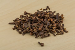 Clove seeds Royalty Free Stock Photo