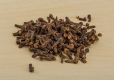 Clove seeds Royalty Free Stock Images