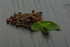 Clove seeds Stock Images