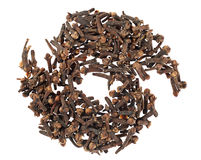 Clove spice Stock Photo