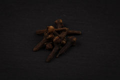 Clove spice close up Royalty Free Stock Photography