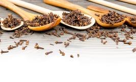 Clove spice Stock Photo