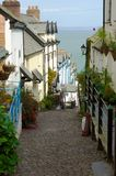 Clovelly Photographie stock