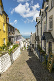Clovelly Cobbles Stock Image