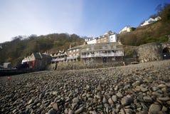 Clovelly, Cornwall, Großbritannien Lizenzfreie Stockfotografie