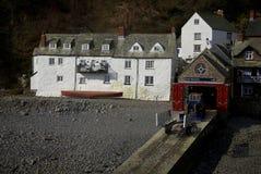 Clovelly, Cornwall, UK Royalty Free Stock Photography