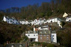 Clovelly, Cornwall, UK Stock Photos