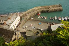 Clovelly Stock Images