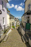Clovelly Street Stock Images