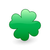 Clover 5 Stock Photography
