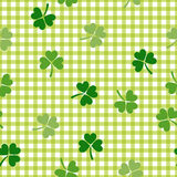 Clover background Stock Image