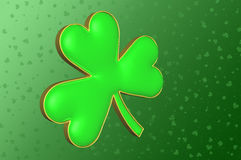 A clover Royalty Free Stock Photo