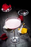 Clover Club Cocktail Stock Images