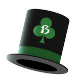 Clover hat Stock Images