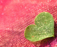Clover heart Background Stock Images