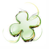 Clover leaf Royalty Free Stock Images
