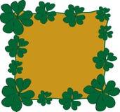 Clover leaf Stock Photo