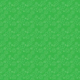 Clover leaves background. St. Patricks day . Seamless pattern. Vector Royalty Free Stock Images