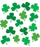 Clover pattern. Design element Stock Photography