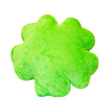 Clover pillow Royalty Free Stock Images