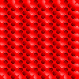 Clover red abstract background, Stock Photo