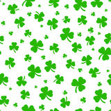 Clover seamless pattern Stock Images