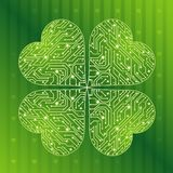 Clover, St. Patrick's day Royalty Free Stock Photos