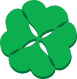 Clover symbol Royalty Free Stock Image