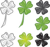 Clover Royalty Free Stock Images