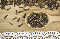Cloves Stock Photo