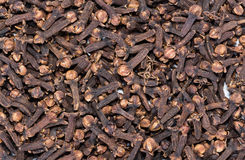 Cloves Background Royalty Free Stock Photo