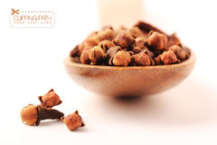 Cloves with clipping path - 3 Royalty Free Stock Photos