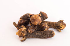 Cloves on each other Stock Photo