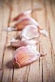 Cloves of garlic Stock Photos