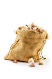 Cloves of garlic Stock Photos