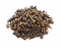 Cloves , indian spice Royalty Free Stock Images