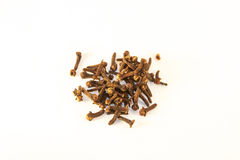 Cloves isolated Stock Image