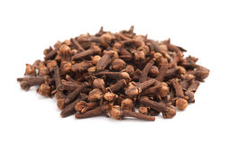 Cloves spice Royalty Free Stock Images