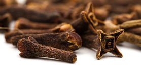 Cloves Spice Stock Images