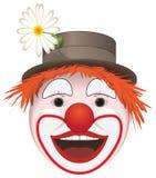 Clown 1 Images libres de droits