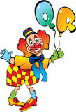 Clown. Royalty Free Stock Images
