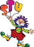 Clown. Stock Photos