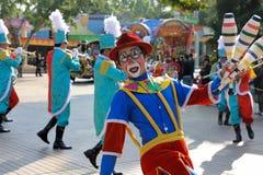 Clown Lizenzfreie Stockbilder