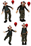 The Clown Stock Images
